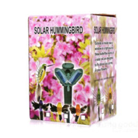 Wholesale SoCool Solar Power Childrens Toys Shake Flying Hummingbird toy saw toy power boats toy power boats