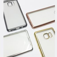 bar contract - New samsung note7 following from electroplating tpu cases contracted turnkey soft rubber sets of galaxy note7 shell