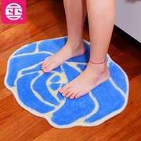 area rug children - cm mini bath mat for children Floral Slip and absorbent kids area rugs