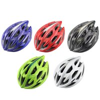 Wholesale Supper Light g Cycling Helmets Holes Insect Prevention Biker Protective Gear with EPS PC Material for Bike Riding Skating H7