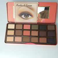 Wholesale Factory Direct Sweet Peach color Eye Shadow Makeup Eyeshadow Palette dhl