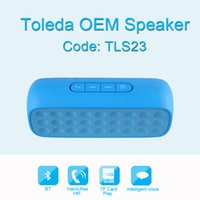best quality computer speakers - 2016 best gifts CE ROHS Card AUX in High quality cheap bluetooth wireless speaker for Tablet PC
