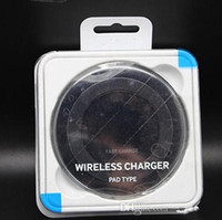 Wholesale Original Quality note5 Fast Charge Wireless Charger Built in cooling fan for Samsung Galaxy s6 Edge G9280 Galaxy note N9200 DHL