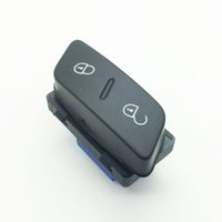 Wholesale Car Driver Side Central Locking Switch Button For VW Golf Gti Jetta MK5 Rabbit K0962125B