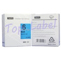 Wholesale 10 PKS LC WBN LabelWorks Tape mm Tape use in LW LM LW P label printer tape adaptor tape measures for sale