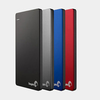 Wholesale 2016 new seagate external hard drives hot sale backup plus USB high speed GB TB TB colorful portable hard drives