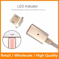 apple data cable mini - Mirco USB Cable M for Galaxy s7 HTC Huawei Andriod Phone Mini USB Magnetic Data Sync Fast Charging Charger Cable for iPhone
