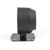 auto meter gauge set - Universal mm Black Fiber Auto gauge Pod meter holders motorcycle Racing Refit Car meter pods Gauge Sets
