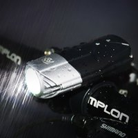 Wholesale Bicycle Light LED Bike Headlight USB Rechargeable mAh Lumen Super Bright Waterproof Light for Bike