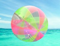 Cheap Free shipping!2.0m dia walking water ball inflatable human hamster water ball inflatable water zorb ball