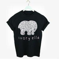 amazon t - wishcart fashion summer d Suit dress Amazon Elephant Short tshirt t shirt