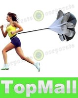 Wholesale LAI quot Speed Resistance Training Parachute Running Chute Soccer Football Training