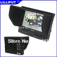 Wholesale Lilliput inch Metal Shell IPS panel wide viewing angles High resolution Field Monitor