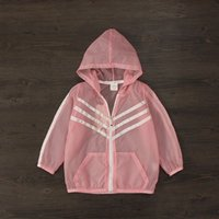 Wholesale 2016 Summer children s outwear Sun protective clothing Quick dry and thin Air conditioning cardigan Korean boys and girls high quality