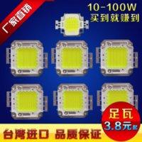 Wholesale 10PCS integrated high power LED bulb warm white W20w30w50w70w80W100w Taiwan new century direct led bulb e27 w