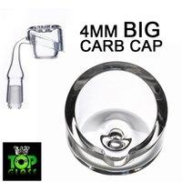 big bigger - New Arrival Retail MM Thick BIG Quartz Banger Carb Cap For Our mm mm mm Thick Bigger Bowl Quartz Banger Nails