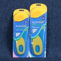 active deodorant - New gels SCHOLL GEL ACTIVE Activ EVERYDAY WORK SPORT INSOLES for MEN and women