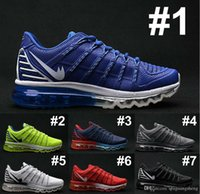 Wholesale AIR Men s KPU material Running Shoes Factory outlet Nanotechnology II2016 sports shoes for men Eur