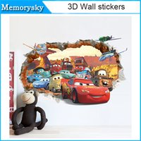 bathroom posters - D Wall Stickers Room Decorations Diy Home Decals Cars Cartoon Vinyl Window Kid s Room Mural Arts Print Movie Poster