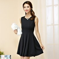 beauty knitted clothing - Plus Sizes Women Clothing Summer Sleeveless Knitting Prom Dresses Slim Beauty Wear for Party Anchor Ball Gown