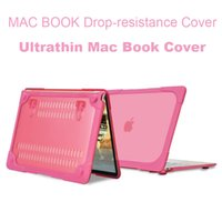 Wholesale MacBook Air Crystal Matte Frosted Case Hard Shell Kickstand Cover for MacBook Air inch retina inch with Retailpackage