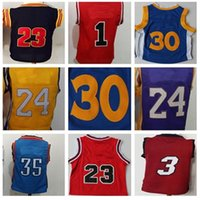 best kids - 2016 Michael Infant baby toddler children preschool kids Rev Basketball jersey Best quality Embroidery Logos