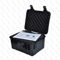 Wholesale 2016 the newest mm waterproof shockproof ABS box Airtight sealed case outdoor equipment survive portable container carry storage