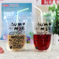 Wholesale Hot Small Series Size Food Moisture proof Bags Clear Transparent Stand Up Pouch for drinks Jucy Biscuit Bag