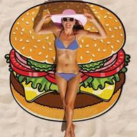 bath wrap pink - 150cm Beach Towels Women Round Scarf Sunscreen Spring Summer Chiffon Shawl and Wrap Beach Towel Gift