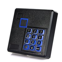 access entry systems - Stand Alone Access Control System Keypad RFID Reader Door Entry With KHz Home Office F1686A