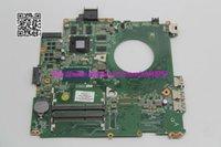 Bon Marché Ordinateur portable hp i7-768005-501 carte mère pour HP ENVY 14-U série ordinateur portable 850M 4GB i7-4510U carte mère entièrement testé travail parfait