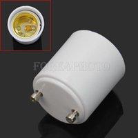 Wholesale Hot GU24 to E27 E26 LED Light Lamp Bulb Adapter Holder Socket V V