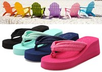 beach towel manufacturers - 2016 dot towel bottomed female sandals slip sandals sandals and slippers home slippers manufacturers a generation of fat