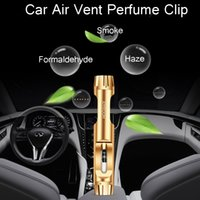 auto perfumes - JOYROOM Auto Perfumes Air Freshener Car Air Vent Perfume Clip Fashion Car Accessories For Universal Car