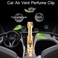 Precio de Car air freshener-JOYROOM Auto Perfumes Ambientador de aire del coche Vent Perfume Clip Accesorios de Moda del coche para el coche universal