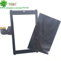 randomly randomly black Wholesale-New ME372 LCD Touch Panel For Asus Fonepad 7 LTE ME372CG ME372 KOOE K00E LCD Display Touch Screen Digitizer Glass Panel Tracking
