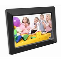 Wholesale Cheap digital photo frame inch with SD digital picture frame music Clock video marco digital