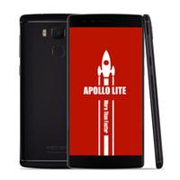 apollo radio - Original Vernee Apollo Lite Mobile Phone G quot FHD Android MTK6797 Deca Core G RAM G ROM MP TouchID mAh Smartphone
