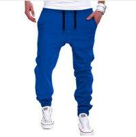 Wholesale Mens Joggers Male Trousers Men Pants Mallas Hombre Elastic Cross Pants Sweatpants Jogger khaki Pantalones XXXL