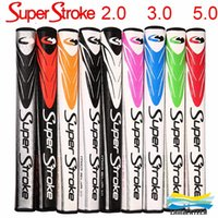 Wholesale Golf Grips Super Stroke Slim Fatso5 Putter Grip High Quality Golf Grips Superstroke Golf Putters Grips