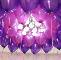 balloon decoration photos - 1 g inch Colorful Big Balloons Valentine s Day Romantic Balloons Wedding Party Bar Decoration Photo Photography Children Gift
