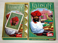 Wholesale Jaipur cards game two players board game Strategy in business transactions fun party game chinese version