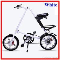 Folding Bikes strida bike - Strida Folding Bike STRIDA inch Aluminum alloy folding bike flexible inch Spokes none spoke wheels available