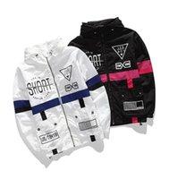 Wholesale New jacket men brand Fashion lover jacket hip hop men Windbreaker jacket coat men outdoor sport jacket jaqueta