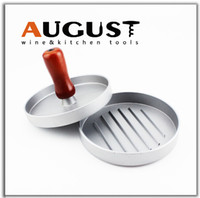 Wholesale Cooking tools Hamburger Patties Maker Burger filling DIY Meat Press mould Cookware Kitchen Dining Bar Tool