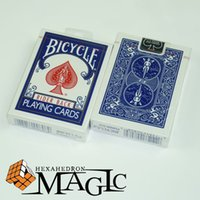 bicycle rider cards - Bicycle Rider Back poker card close up street professional card magic tricks products