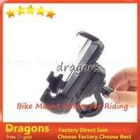bar mount for iphone - Universal Bike Handle Bar Phone Holder Mount Cradle Holder Bicycle Holder Suction Bike Mount Stands Adjustable for Samsung iPhone