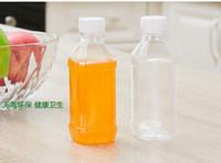 beverage packing - 270pcs Multiple of juice packing bottle ml capacity PET plastic bottles environmental protection product