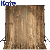 Wholesale Photography Backdrops Nostalgic Wood Bars Wood Brick Wall Backgrounds For Photo Studio J01772