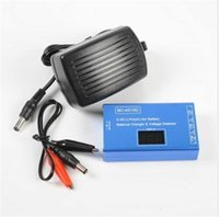 Wholesale 2016 New Smart Charger BC S15D S S S Lithium Lipo Battery Balance Charger Voltage Display mA